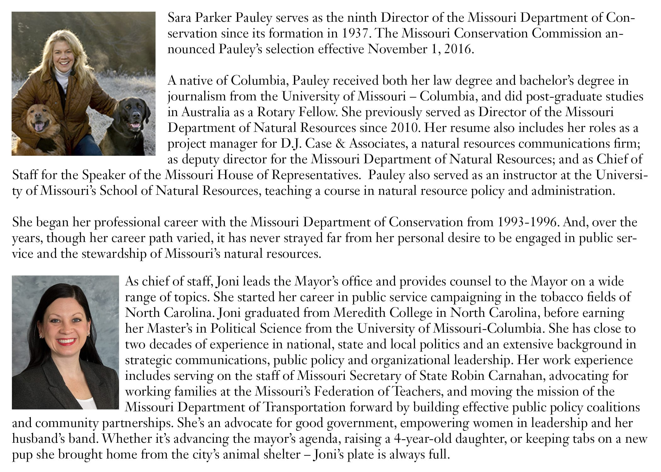 Pauley Wickham bio with photo