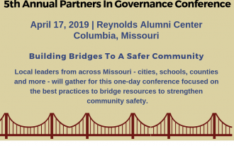 Fifth Annual Partners in Governance Conference, April 17, 2019